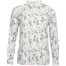 Barbour Brimham Ladies Long Sleeve Shirt - Floral