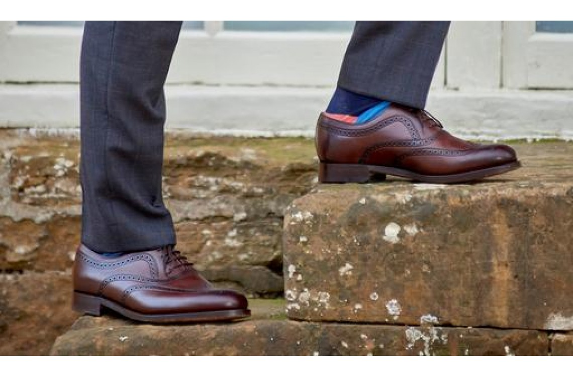 Barker shoe
