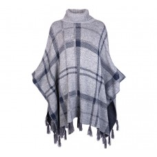 Barbour Cape Nebit Light Grey Marl