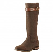 Ariat Stoneleigh H20 Java Brown Ladies Boots
