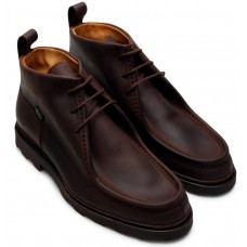 Paraboot Mucy Marche Nubuck Gringo Leather Mens Shoes