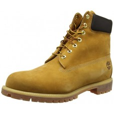 Timberland 6 Inch Wheat Yellow Mens Boots