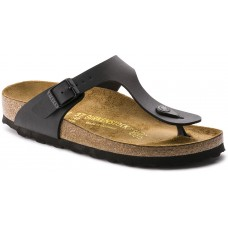 Birkenstock Gizeh Ladies Black Sandals