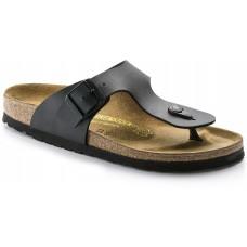 Birkenstock Ramses Black Birko Flor Mens Sandals