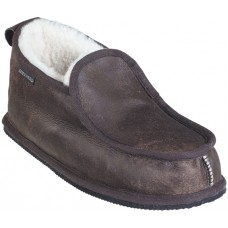 Shepherd Arne Mens Slippers Oiled Antique
