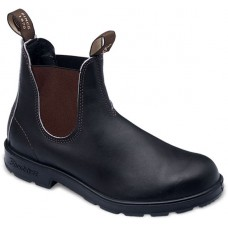 Blundstone Chealsea Boots 500 Stout Brown Premium