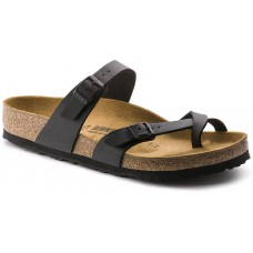 Birkenstock Mayari Black Birko Flor Ladies Sandals