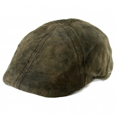 Stetson Hat Mens Brown Bucket Hat