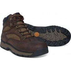 Timberland Chocorua Trail Gore-Tex Mid Hiker Brown Full Grain Leather Mens Shoes