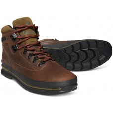 Timberland Euro Hiker Mens Dark Brown Leather Hiking Boots