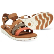 Timberland Lottie Lou Multi Strap Leather Ladies Sandals