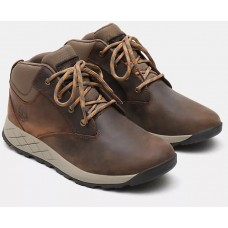 Timberland Tuckerman Chukka Dark Brown Mens Boots