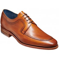 Barker Antony Antique Rosewood Leather Mens Shoes