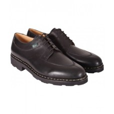 Paraboot Avignon/Griff Lis Noir Black Mens Lace Up Shoes