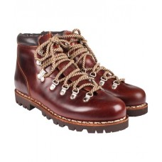 Paraboot Avoriaz/Jannu Marron Lis Ecorce Brown Leather Boots