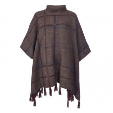 Barbour Cape Nebit Mocha