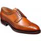 Barker Calvay Cedar Grain Mens Shoes