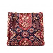 Carpet Bags Tote Lindy Mosaic