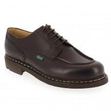Paraboot Chambord/Tex Lis Cafe Brown Mens Shoes