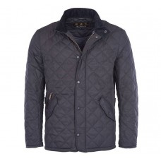 Barbour Jacket Quilted Chelsea Sportsquilt Navy