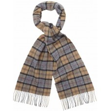 Barbour Scarf Tartan Lambswool Dress