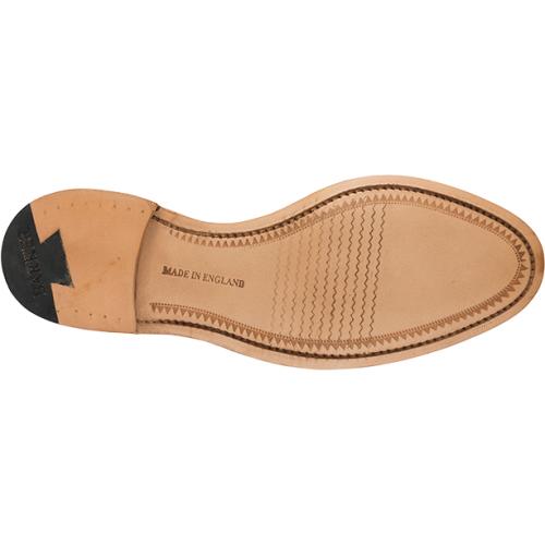 3ecfc05986be86 ... Barker Freya Walnut / Brown Tweed Ladies Shoes