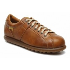 Camper Pelotas Tan Trainer Mens Leather Shoes (07)