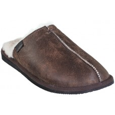 Shepherd Hugo Mens Slippers Oiled