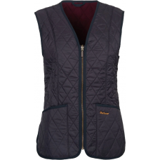 Barbour Gilet Fleece Betty Liner Navy