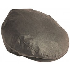 Barbour Hat Sylkoil Mens Olive Wax Cap