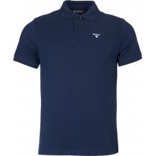 Barbour Sports Polo New Navy Mens Shirt