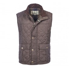 Barbour Gilet Explorer Mens Dark Olive
