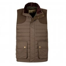Barbour Jacket Bradford Quilted Gilet Forest Green