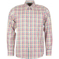Barbour Shirt Lawton Regular Fit Mens Green Shirt