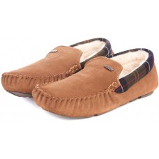 Barbour Montys Camel Slippers