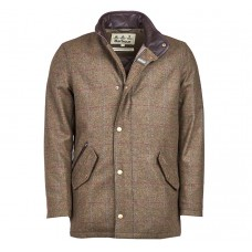 Barbour Jacket Tweed Jacket Wimbrel Olive Mens