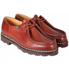 Paraboot Michael Griff II Lis Marron Womens Shoes