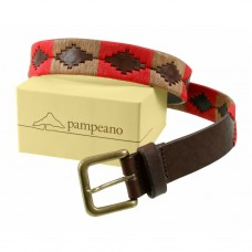 Pampeano Fuego Polo Belt