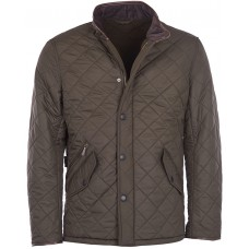 Barbour Jacket Quilted Powell Olive