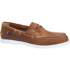 Sebago Litesides® Medium Brown Mens Deck Shoes