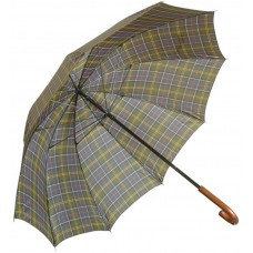 Barbour Tartan Umbrella Golf