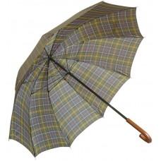 Barbour Tartan Umbrella Golf