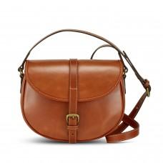 Tusting Cardington Cognac Tan Bag Large
