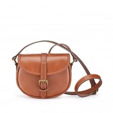 Tusting Cardington Cognac Tan Bag Small