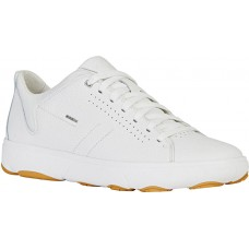 Geox U Nebula Y Mens White Sneakers