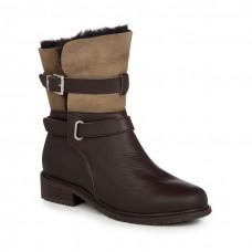 EMU Australia Xstrata Womens Boot - Espresso/Expresso