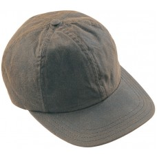 Barbour Wax Olive Sports Cap