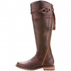Ariat Alora Cordovan Ladies Riding Boots