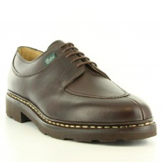 Paraboot Avignon/Griff Lis Cafe Mens Lace Up Shoes