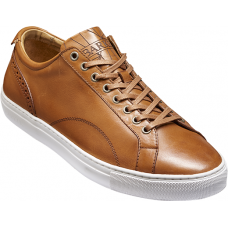 Barker Axel Sneakers Mens Shoes Cedar Calf Shoes